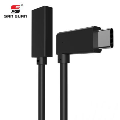 Picture of USB3.1 Gen2 cable 10Gbps 100W extend cable